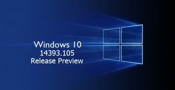Обновление Windows 10 Release Preview