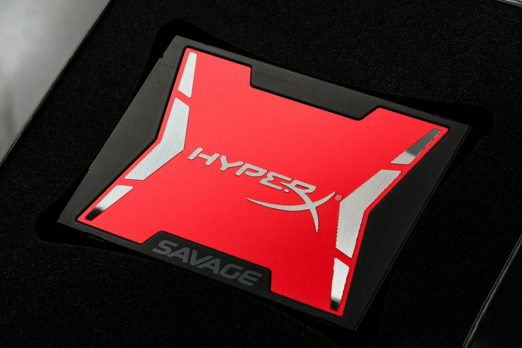 Kingston HyperX Savage 120GB